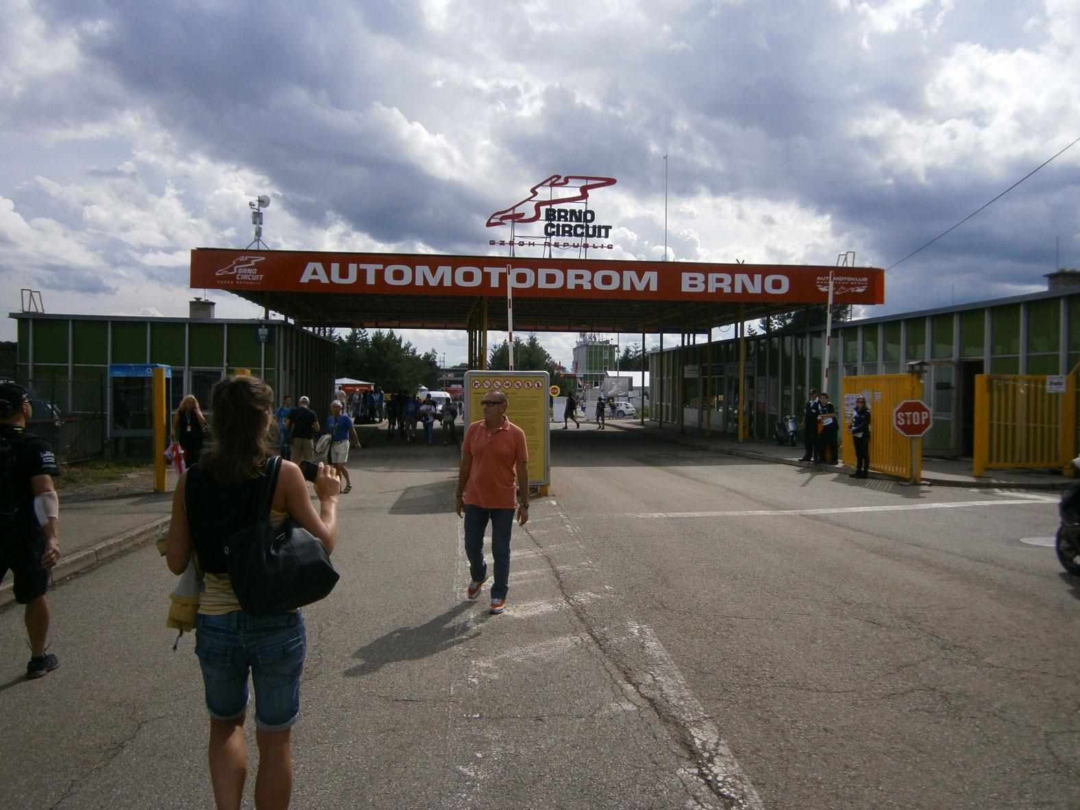 Brno 2014 MotoGp